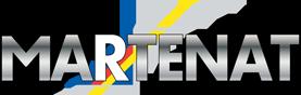 Martenat : Distributeur Iveco, Fiat Utilitaires, Fiat Professional, Man , Piaggio VTL, Nissan Trucks et Irisbus.